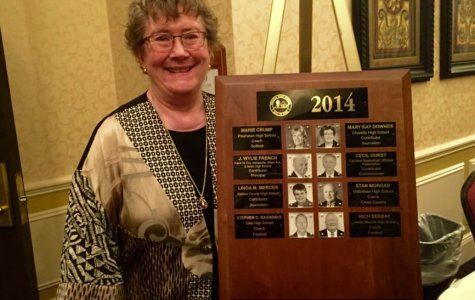 Downes Inducted into Virginia Hall of Fame
