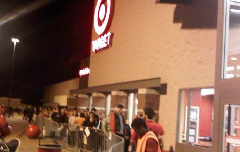Students' plans for Black Friday
