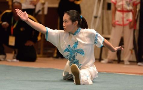 A new generation of wushu warriors continues the art form