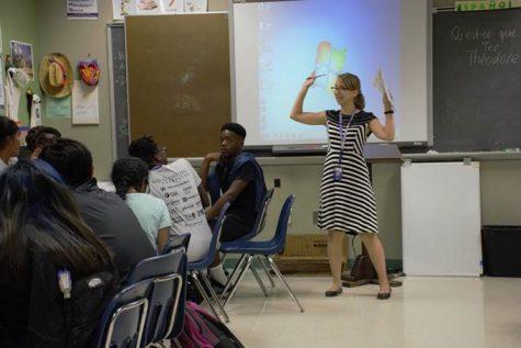 New teachers bring diversity to the growing school community