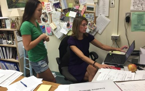The Writing Center prepares to open for the new school year