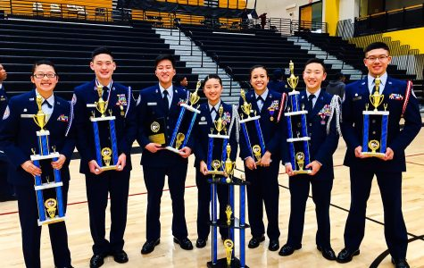 Air Force JROTC program helps students grow