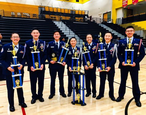 Air Force JROTC program helps students grow