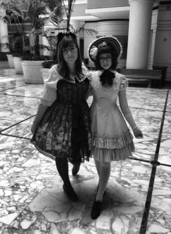 Lace, ruffles and petticoats: Welcome to Lolita fashion