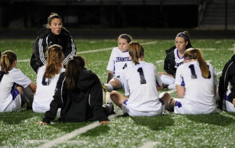 Coach Bibbee transitions from field to court