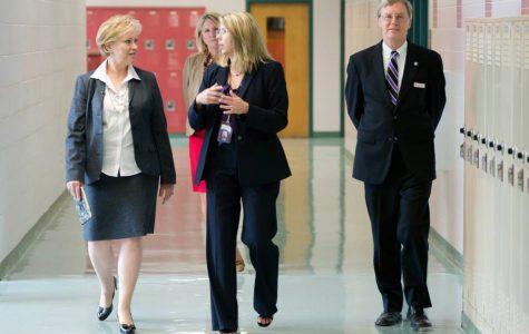 Superintendent Karen Garza announces resignation from FCPS