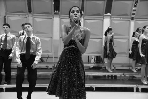 Student Singers Showcase Talents