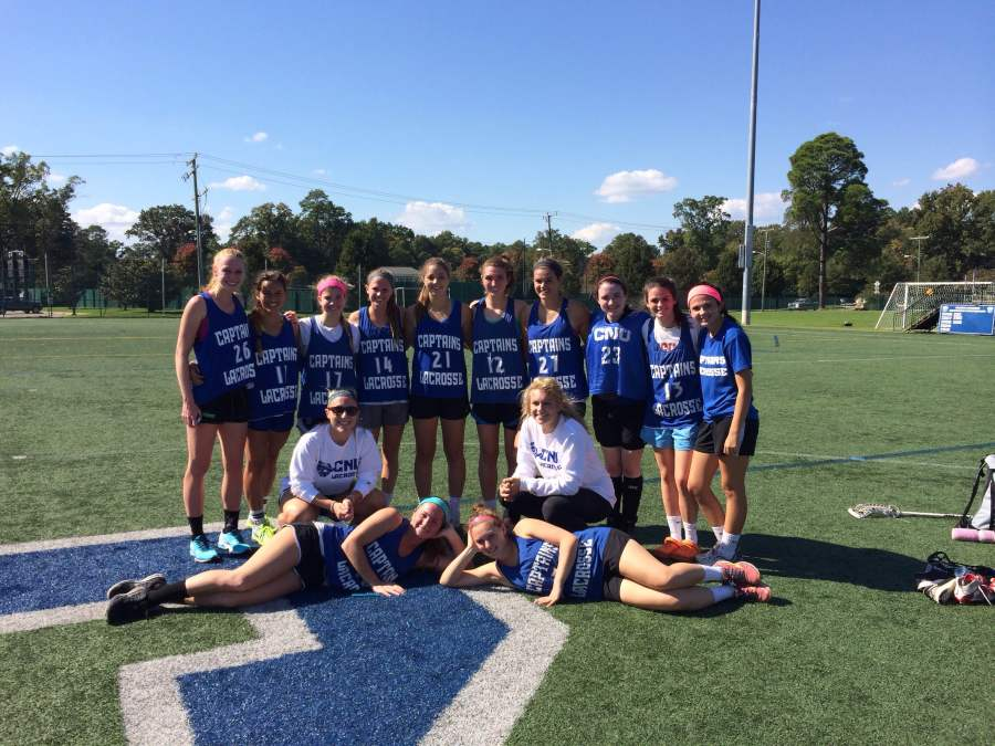 Julia+Golden+and+Anna+Bowers+Commit+to+CNU