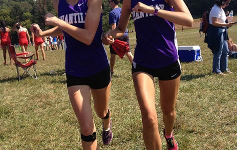 Cross country creates comradery