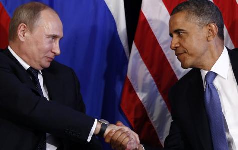Obama and Putin Strive for Peace