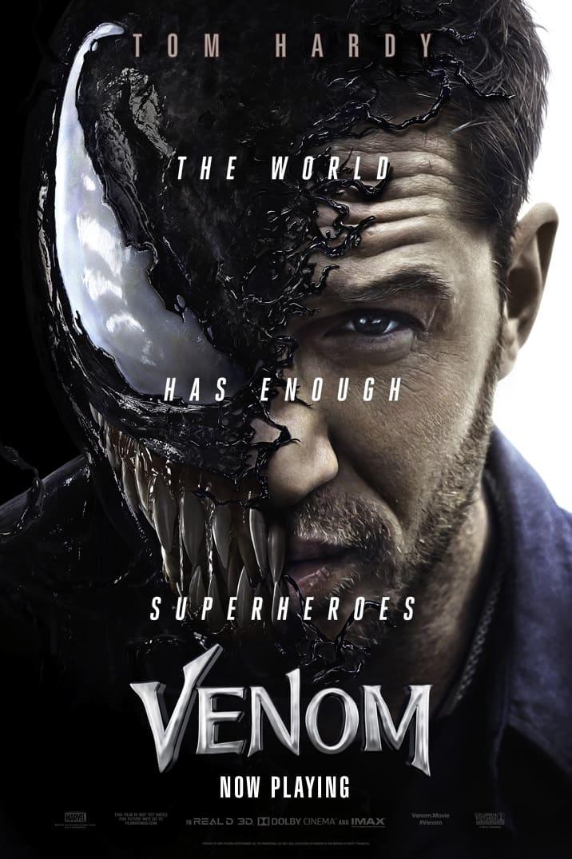 """Marvel explores its violent side in """"Venom"""""""