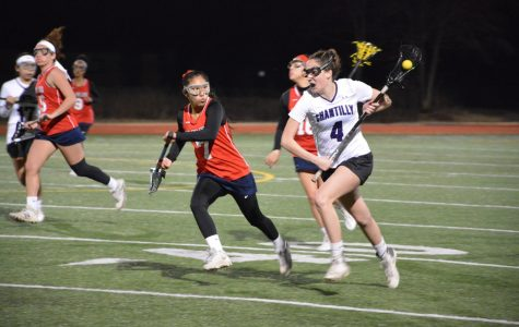 Girls' lacrosse aims high after team transition