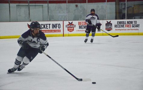 Chantilly hockey club is eyeing playoff success
