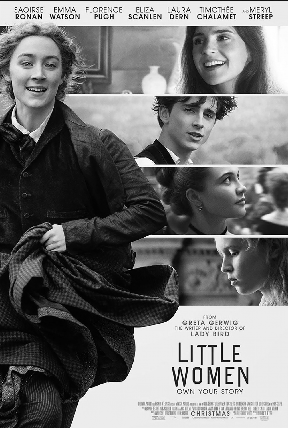 "Greta Gerwig's interpretation of the bestselling novel ""Little Women"" that came out in 2019 has become a popular film that has won over fans and critics. Although the film has been remade several times in the past, the plot has remained relatively the same with only minor changes being made."