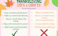 The Centers for Disease Control want everyone to stay safe during the Thanksgiving holiday.