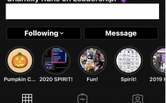 Chantilly Leadership has been advertising their school spirit and other various activities on their official Instagram page.