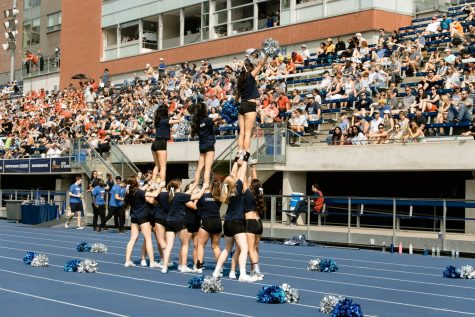 Many cheerleaders deal with claims that say their sport is not real and is often upsetting for them.