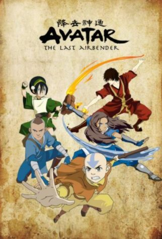 Aang (Zach Tyler) and his gang bend the four elements, water, earth, fire and air.