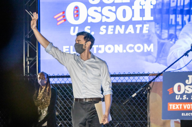 Democrat Jon Ossoff beat his Republican opponent, David Perdue, for the Senate runoff election in Georgia.