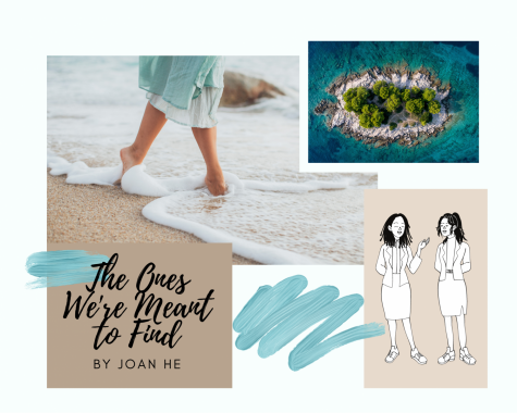 The Ones We're Meant to Find by Joan He