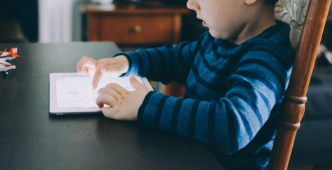 Excessive device use takes toll on kids