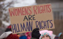 In spite of society's progress toward gender equality, women continue to face discrimination and fight for their rights.