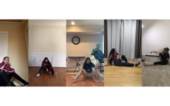 The K-Pop Hip Hop Dance Club performs at Chantilly's Got Talent on February 22, 2021