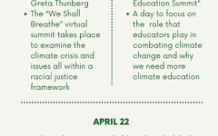 EARTHDAY.ORG planned events for 3 days of climate action in honor of Earth Day.