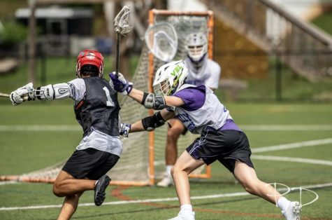 Lacrosse players get back to season