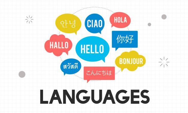 Different languages have unique ways to say